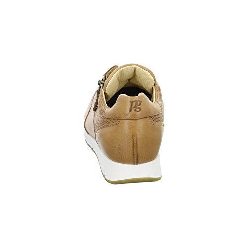 Paul Green 4459-079, Scarpe stringate donna cuoio/bronze