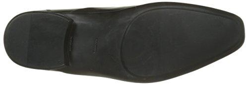 Azzaro Oussa, Chaussures Lacées Homme Noir