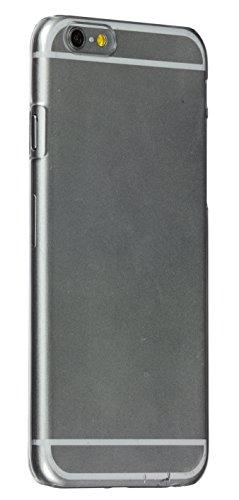 Trendz Hard Shell Clip-On Hülle Schutzhülle Case Cover Schale Etui für iPhone 6/6S - Transparent - Iphone Blauer 4 Case Glitter