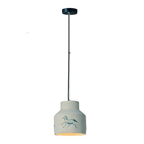 GBT Muster von Zement-Kronleuchtern , D (LED-Leuchten, warmes Licht, weißes Licht, Kronleuchter, Innenbeleuchtung, Außenleuchten, Wandleuchten)