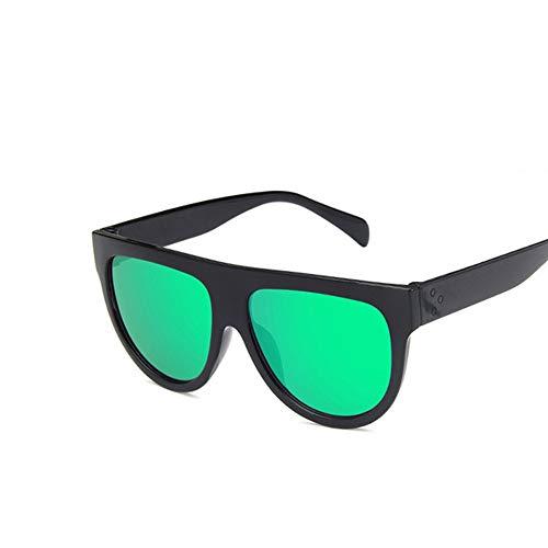 Sonnenbrille Boys & Girls Kids Sonnenbrille 2-5 Jahre Baby Kleinkind Gläser Uv 400 Outdoor Brille Kind Pilot Schwarz Grün