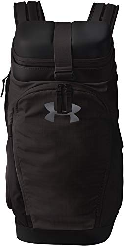 (Under Armour Unisex – Erwachsene Own The Gym Duffel Tasche, Schwarz, OSFA)