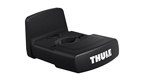 Thule Baby Slim Fit 2017 Fahrradkindersitz Yepp Nexxt Mini Adapter, schwarz, One Size