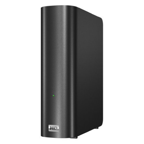 WD My Book Live NAS-System mit Festplatte 1TB (8,9 cm (3,5...