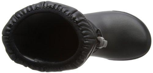 crocs CrocbandTM II.5 12933, Stivali da neve donna Nero (Black/Smoke)