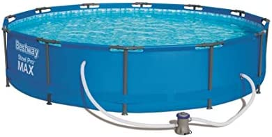 Bestway Swimming Pools for Unisex - Blue, 26-56967