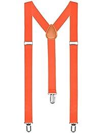 lässige Schuhe neueste trends von 2019 absolut stilvoll Suchergebnis auf Amazon.de für: Orange - Hosenträger ...