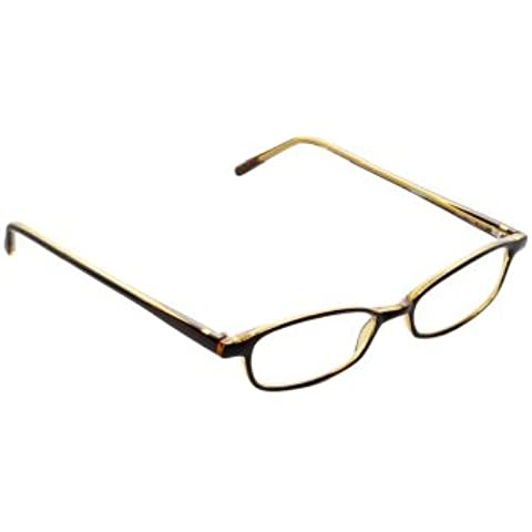 Reading Eyewear 1/2 Eye Plastic Rectangular Frame
