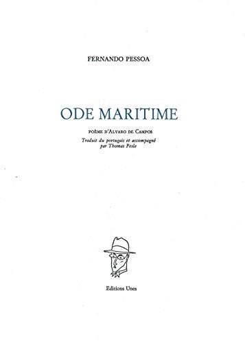 Ode maritime : Poème d'Alvaro de Campos par Fernando Pessoa