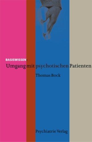 Cover »Basiswissen: Umgang mit psychotischen Patienten«