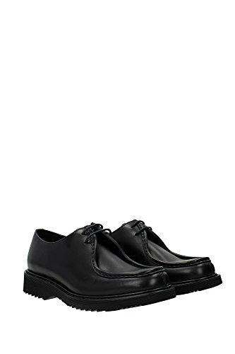... Prada Homme Chaussures Cuir À Classiques Oxford Noir Lacets Rodeo En  IxIr1Fqn ... f2d9ec951ac2