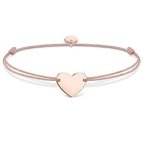 Thomas Sabo Damen Armband Little Secret Herz 925 Sterling Silber LS026-173-19