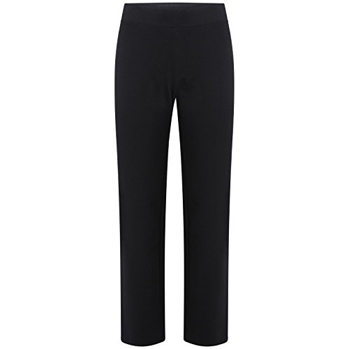 Ladies Cotton Rich Straight Leg Joggers
