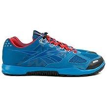 Reebok Crossfit Nano 2.0 V60024 - Zapatillas de deporte para hombre, BLUE/BLUE/RED/WHITE, 39