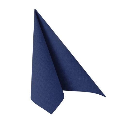 Tissueservietten dunkelblau