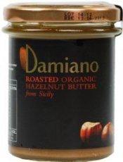 Damiano Organic Roasted Hazelnut Butter 180g