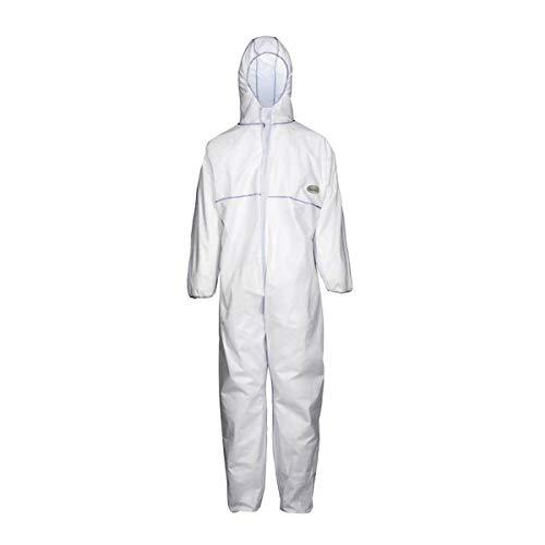 Schutzkleidung Schutzanzug SMS Overall PSA Kat. III Chemiekalienschutzanzug -