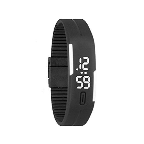 familizo-unisex-de-goma-reloj-led-fecha-deportes-pulsera-digital-reloj-de-muneca-blanco-y-negro