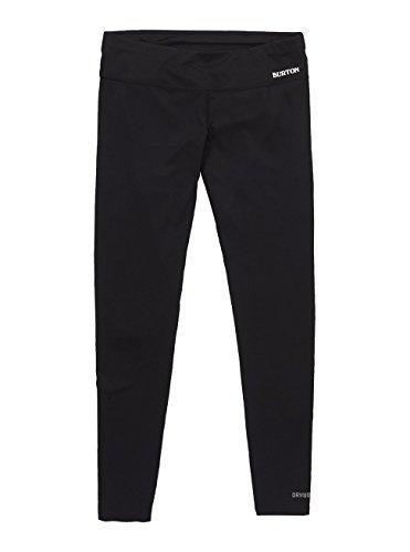 Burton Damen Lightweight Pants Thermo Unterhose, True Black, XL Burton Lightweight Pant