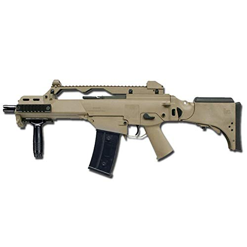 UMAREX. Carabine Electrique H & K G36 CV Plat Dark DE LA Terre U5916 0.4/5 Joule Airsoft