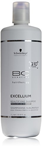 Shwarzkopf Bc Excellium Beauty Shampoo 1000 ml - 5 Star rating & 4 Reviews