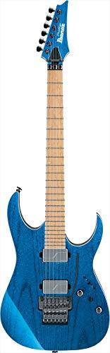 IBANEZ RG Prestige E-Guitar 6 String - Frozen Ocean + Case (RG5120M-FCN)