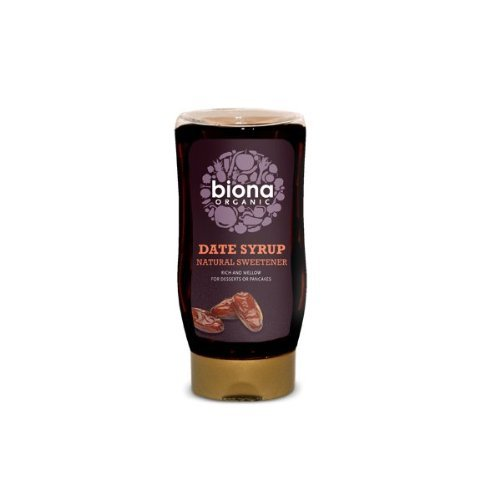 Biona Organic Date Syrup 350g (PACK OF 2)