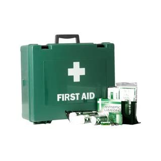 1 - 50 People First Aid Box