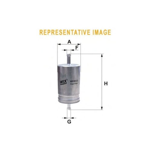 Preisvergleich Produktbild Wix Filters WF8168 Kraftstofffilter