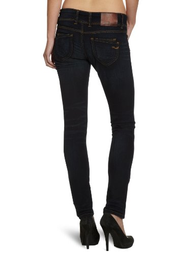 LTB Jeans Damen Jeans Normaler Bund, 50412/ Paulina STR Blau (Onego Wash 1747)