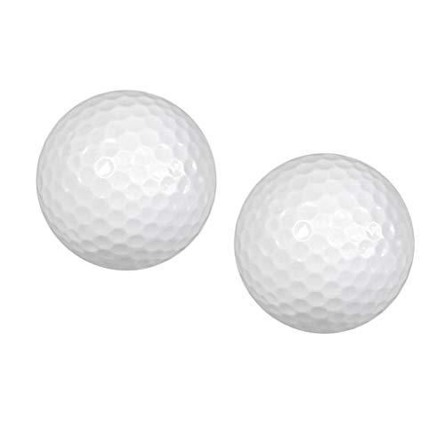 B Baosity 2X Balles de Golf flottantes Balles d'aide à l'entraînement de Golf