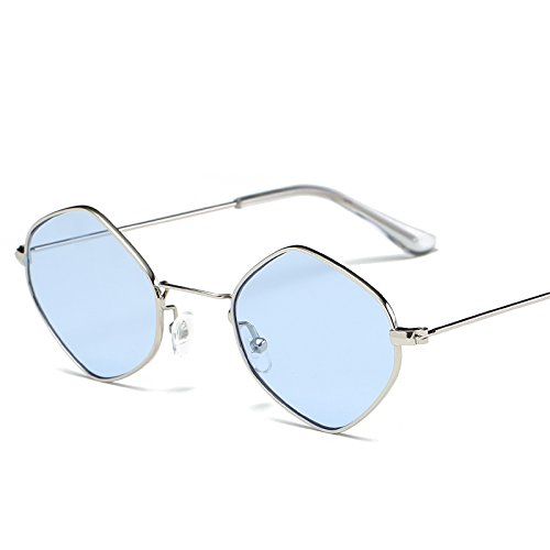 MinegRong Fashion Sonnenbrille Frauen beliebte Marke Designer Luxus Sonnenbrille Frau Sommer Style Sonnenbrille weiblichen Niet Farben UV-C3 400,3405