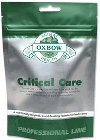 Produktbild Oxbow Critical Care für Pflanzenfresser (Packmaß: 141g),  einen Artikel