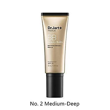 Dr. Jart+ Premium BB Beauty Balm SPF45 - # 02 Medium To Deep 40ml