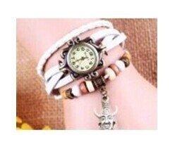 mulet Armbanduhr, supernatural Hyperphysical inspiriert Schutz Charms Armband Armbanduhr, Leder Armband Armbanduhr ()