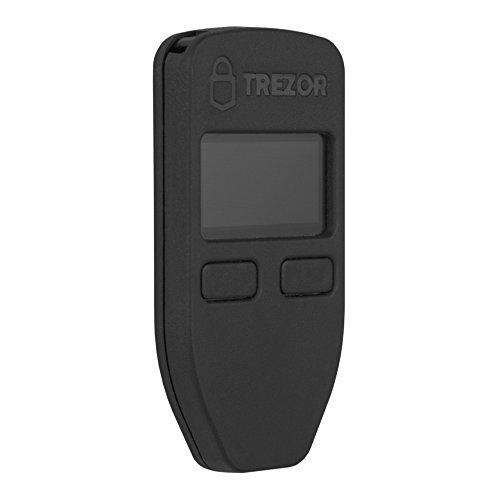 Trezor - Crypto-monnaie Hardware portefeuille stocke en toute sécurité Bitcoin, Ethereum (tous les jetons ERC20) et de nombreux autres Altcoins