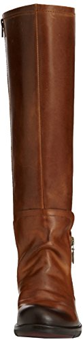 Fly London Mica, Bottes Femme Marron (camel 000)