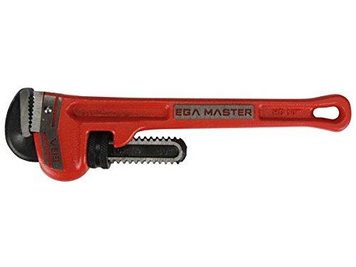 EgaMaster MS61015 Rohrzange, Robust, 10 Zoll x 1,1/2 Zoll Abmessungen, 0,83 Kg Gewicht