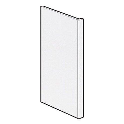 RSI Home Produkte Sales cbkadep-sw weiß Finish Geschirrspüler Ende Panel, 3,8cm von 87,6cm von 61cm
