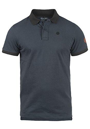 BLEND Ralf Herren Poloshirt T-Shirt Kurzarm