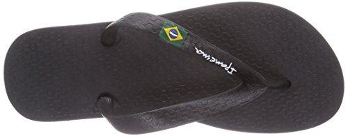 Ipanema  Classic Brasil, Tongs pour Noir - Schwarz (Black/Black 21138)