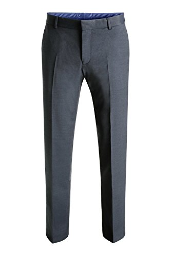 ESPRIT Collection Herren Anzughose noos suit pants Blau (NAVY 415)