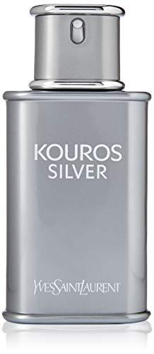 Yves Saint Laurent Yves saint laurent kouros silver eau de toilette spray 1er pack 1 x 100 ml