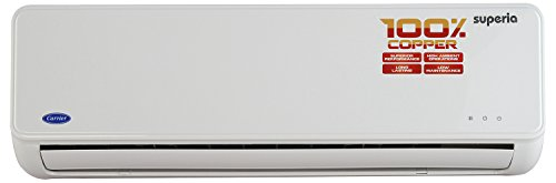 Carrier Superia Split Ac (1 Ton, 5 Star Rating, White, Copper)