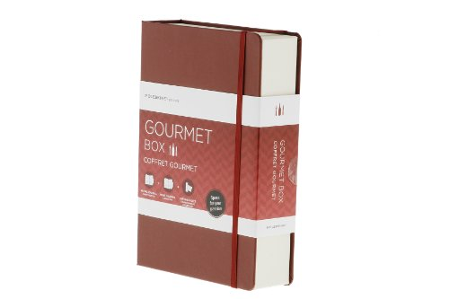 Moleskine Gourmet Box Set di 3 Taccuini
