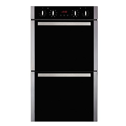 311w5wilcPL. SS500  - CDA DK1151SS Tall Electric Built-in Double Oven Stainless Steel
