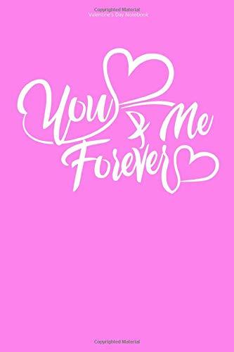 Valentine's Day Notebook: 100 Pages | Graph Paper Grid Interior | Gift Idea Date Valentine Girlfriend Sweet Boyfriend Couple Cute