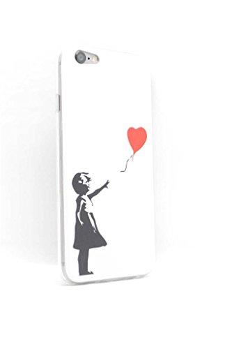 """iPhone 6/6s """"11,9cm–Image fin à coque de protection, union jack, iPhone 6 Banksy Love Heart"""