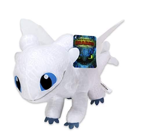 DreamWorks Cómo Entrenar a tu dragón 3 Furia Luminosa 44 cm Peluche