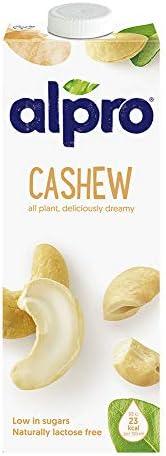 Alpro Drink Cashew Original - 1 liter (Pack of 1)